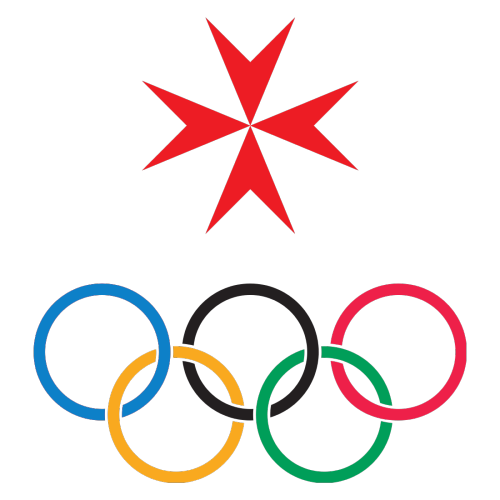 Malta Olympic Committee logo